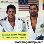 Daniel & Cesar Paredes (Alliance/Sauer) 7.9.18