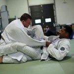 De La Riva Sweeps with Topaz Navarro (Renzo Gracie/Ground Control) 10.1.18