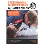 Takedowns & Guard Passing w/James Dillon (Vicente Junior/Bowerhouse MMA) 11.26.18