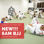 NEW!!! 6am BJJ Wednesday and Friday (starts 5/15/19)